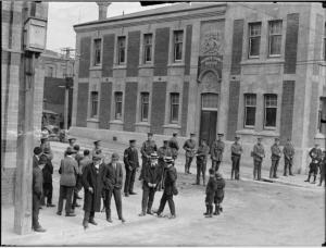 Buckle St GHQ 1913