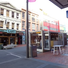 Lower Cuba Street buildings