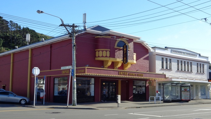 Empire cinema and cafe