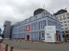 Wellington Museum refurbished
