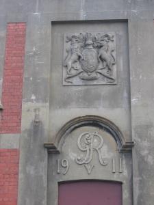 GHQ Building crest Feb 2015