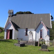 Holy Trinity Church, Ohariu Valley, Wellington