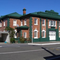 Northland Fire Station (Former), Wellington