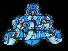 Angel Window, Old St Paul's Church