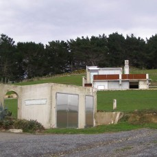 Makara, former radio station operated by Post Office