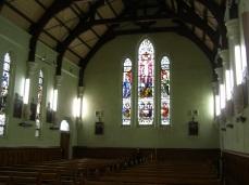 St Gerard's Chapel interior