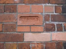 Tonks-made brick, waterfront apartments (former Shed 21)