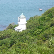 Lighthouse, Matiu/Somes Island