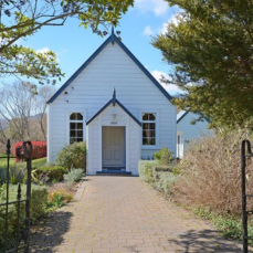 Wallaceville Church, Whiteman's Valley, Upper Hutt