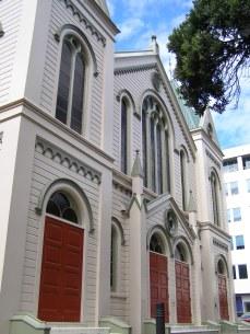 Wesley Church, Taranaki Street