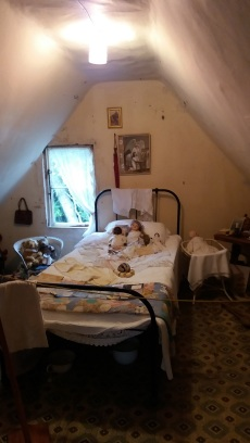 one of the attic bedrooms