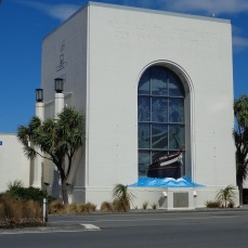 Also known as Early Settlers Museum, constructed 1939. Architect: Horace Lovell Massey