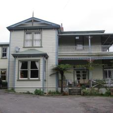 Emerald Glen homestead, Kapiti Coast