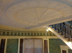 Former Public Trust, interior foyer