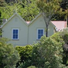 Gardener's cottage, Wellington Botanic Garden