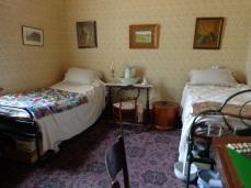 Katherine Mansfield Birthplace bedroom
