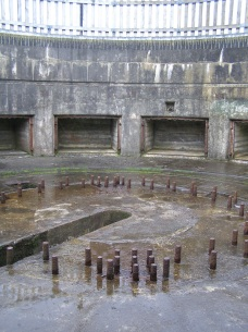 Wright's Hill gun emplacement