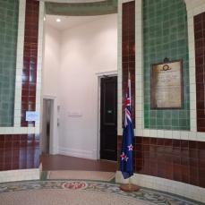 Former Public Trust Building foyer