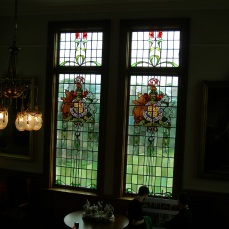 Government House windows