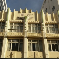 The Vic (former private hotel), Cuba St