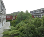 Karori Campus (former Teachers Training College) general view