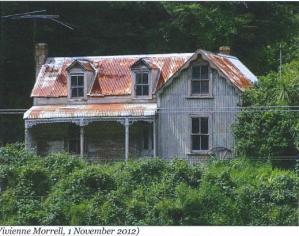 Built c  1860 on the old Porirua Road | Historic Places