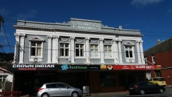 Clark's building, Island Bay shops