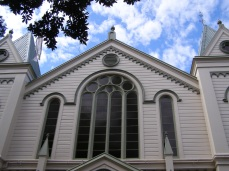 Wesley Methodist Church Taranaki St