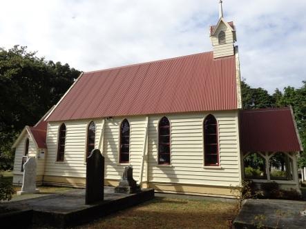 Christ Church Taita Mar 15