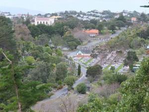 Karori cemetery B Mulligan