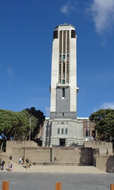 Carillon at Pukeahu Park