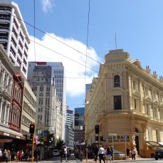 Former BNZ, Corner Lambton Quay and Willis St