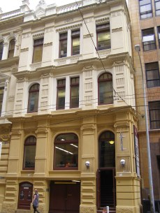 Hunter St, former BNZ No 4