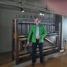 carillonist Timothy Hurd Mar 2019