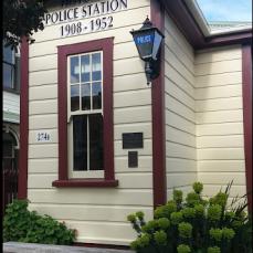 Historic Police Station Petone