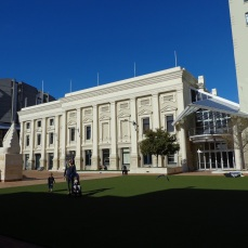 Wellington Town Hall, Civic Centre