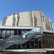 Michael Fowler Centre, part of Civic Centre heritage area