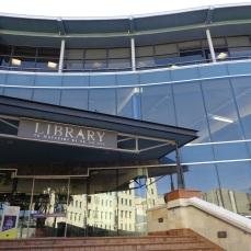 Public Library exterior
