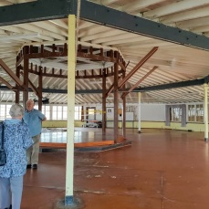 Otaki former Children's Health Camp rotunda